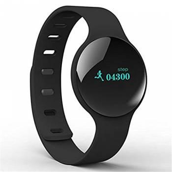 Continu Fashion Bluetooth 4.0 Smart Aktivitätsarmband Armband Fitnessband Smart-Armband Sport Uhr Bluetooth Samrt Watch Handyuhren Armbanduhr --Schlaf-Tracking-Health / Schrittzähler / Kalorienzähler für Samsung Galaxy / iPhone - Schwarz